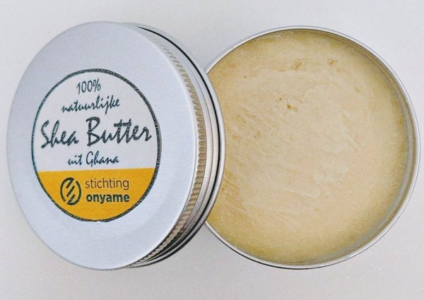 Onyame Shea Butter Blik - 50 ml (past door brievenbus)